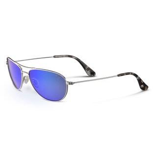 Maui Jim B245-17 Aviator Blue Hawaii Sunglasses