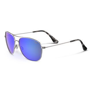 Maui Jim B247-17 Aviator Blue Hawaii Sunglasses