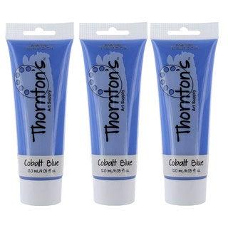 Thornton's Art Supply Colbalt Blue 4-ounce Acrylic Paint Tube