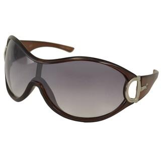 UrbanSpecs SDL-421168-BRNG Grey Gradient Sunglasses