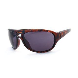 UrbanSpecs BEN-DY23015-TG Round Grey Sunglasses