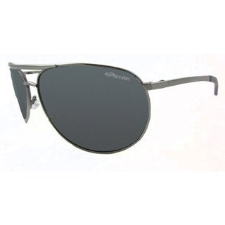 Smith SSPPGYGM Aviator Polarized Gray Sunglasses
