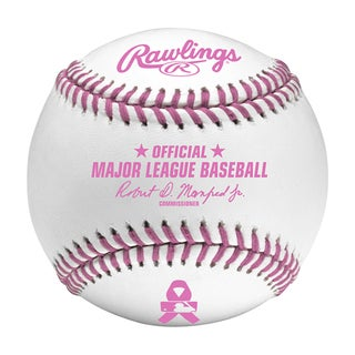 Rawlings Official Pink Mother's Day Major League Baseball