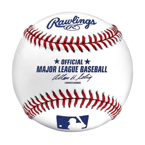 Creative Sports Rawlings Red Official Major League Baseball