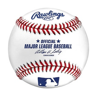Creative Sports Rawlings Red Official Major League Baseball