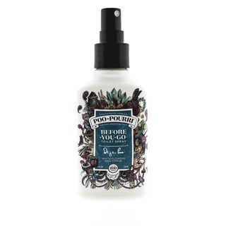 Poo-Pourri 4-ounce Deja Poo Before-You-Go Toilet Spray