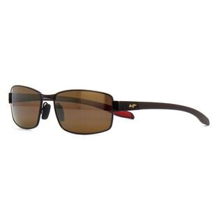 Maui Jim H707-20A Square HCL Bronze Sunglasses