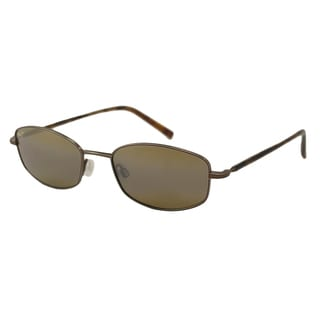 Maui Jim H711-18 Square HCL Bronze Sunglasses