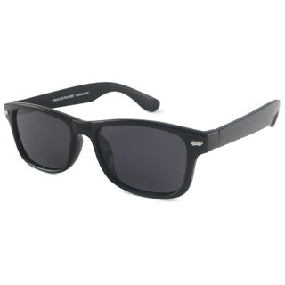 UrbanSpecs Wayfarer-BLK Square Grey Sunglasses