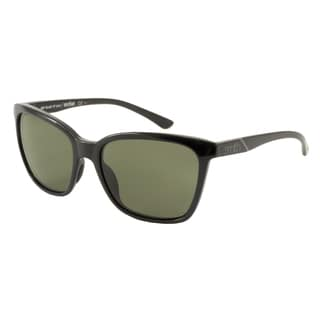 Smith Colette/S-0D28(PX) Square Grey Green Sunglasses