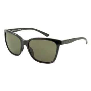 Smith Colette/S-0D28(PX) Square Grey Green Sunglasses