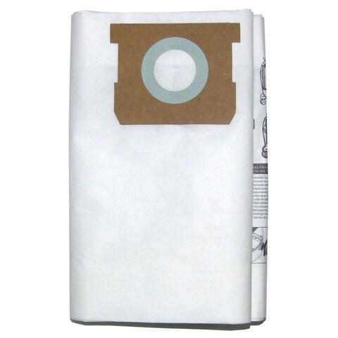 Vacmaster VDBS 3 Pack 5 To 6 Gallon Standard Vacuum Dust Bag
