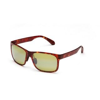 Maui Jim HT432-10M Square Maui HT Sunglasses