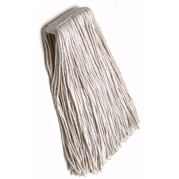 Laitner Brush Company 485 #24 Cotton Mop Head - White