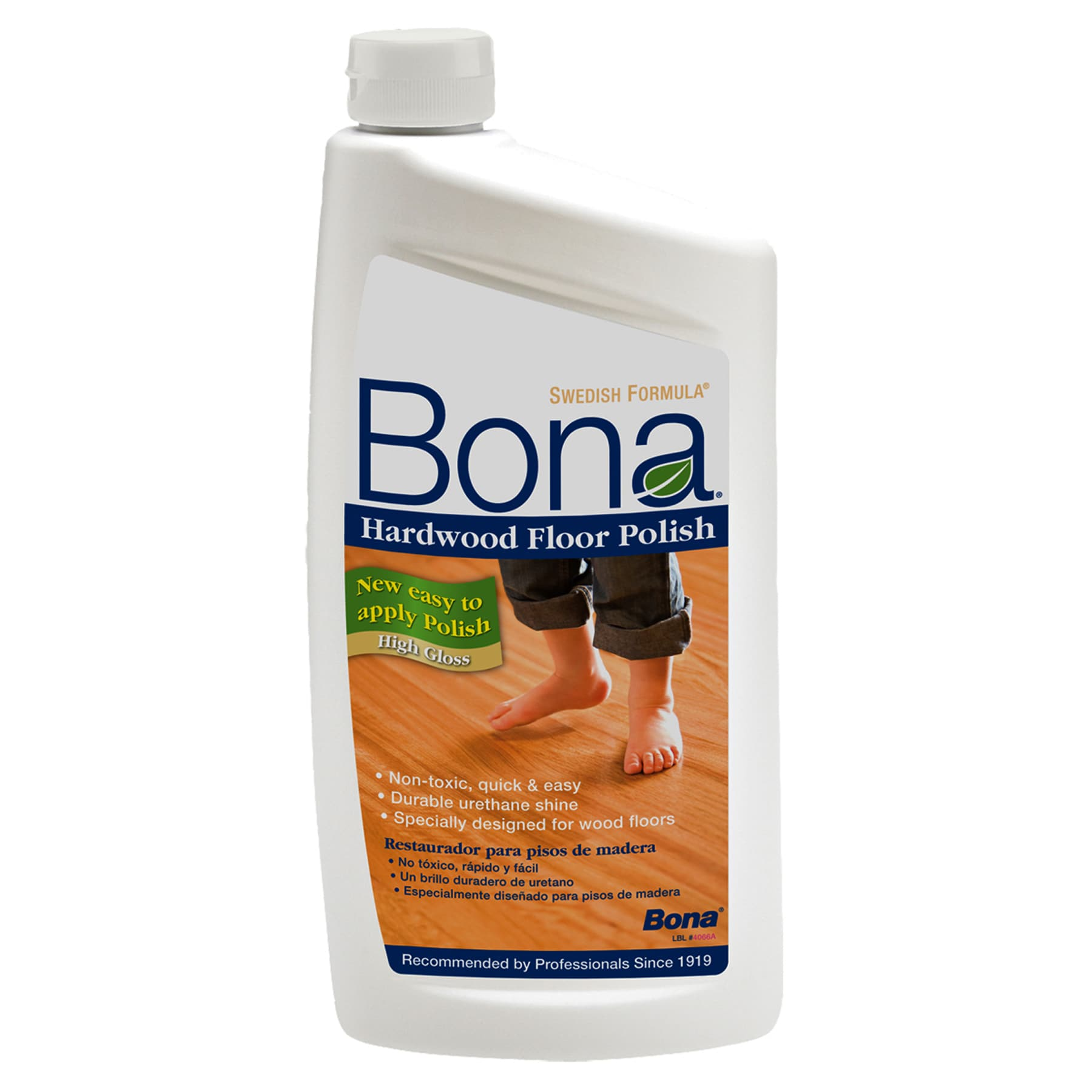 Bona WP510059001 36 Oz Hardwood Floor Polish (Hrdwd Flr P...