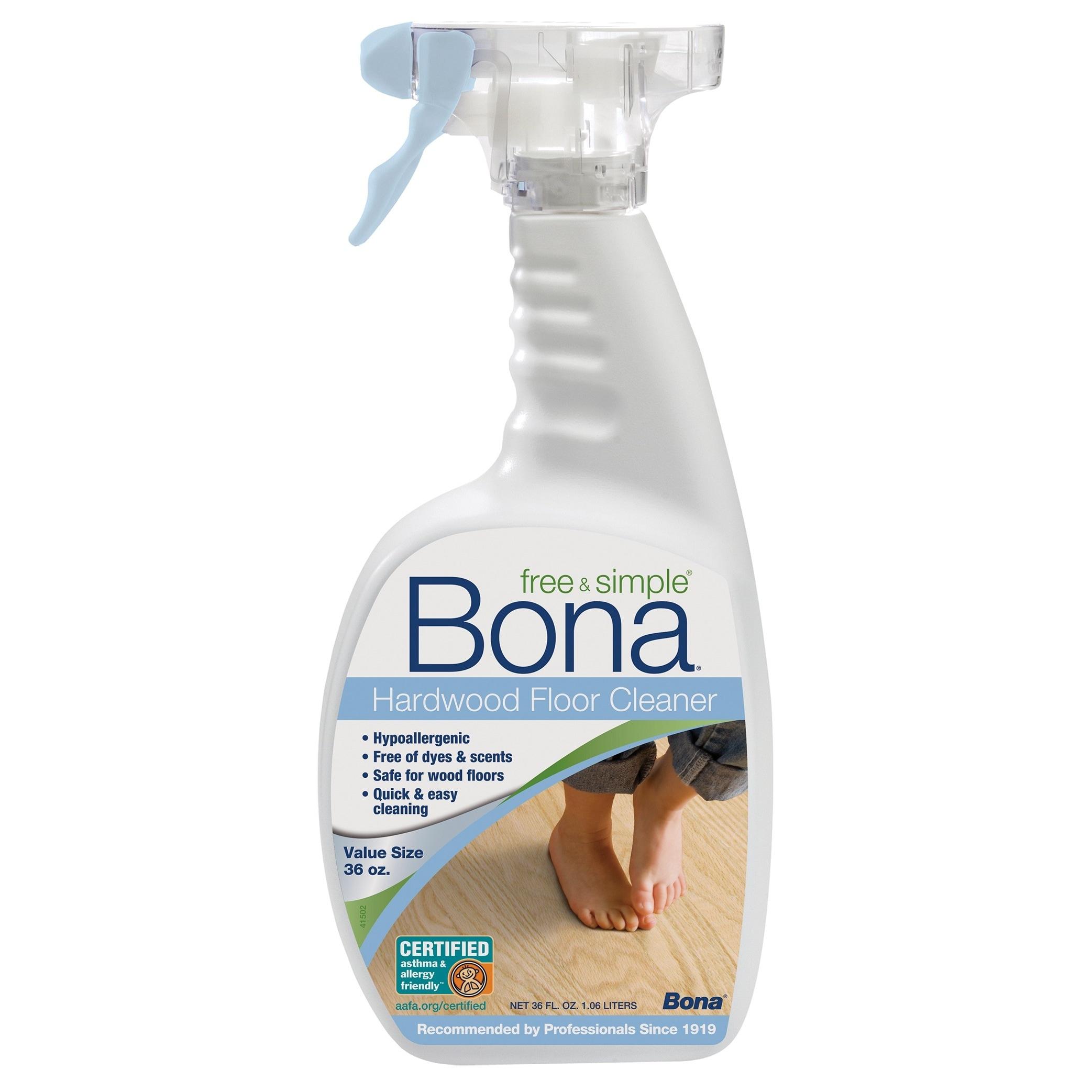 Bona Hardwood Floor Cleaner 36 oz. Spray