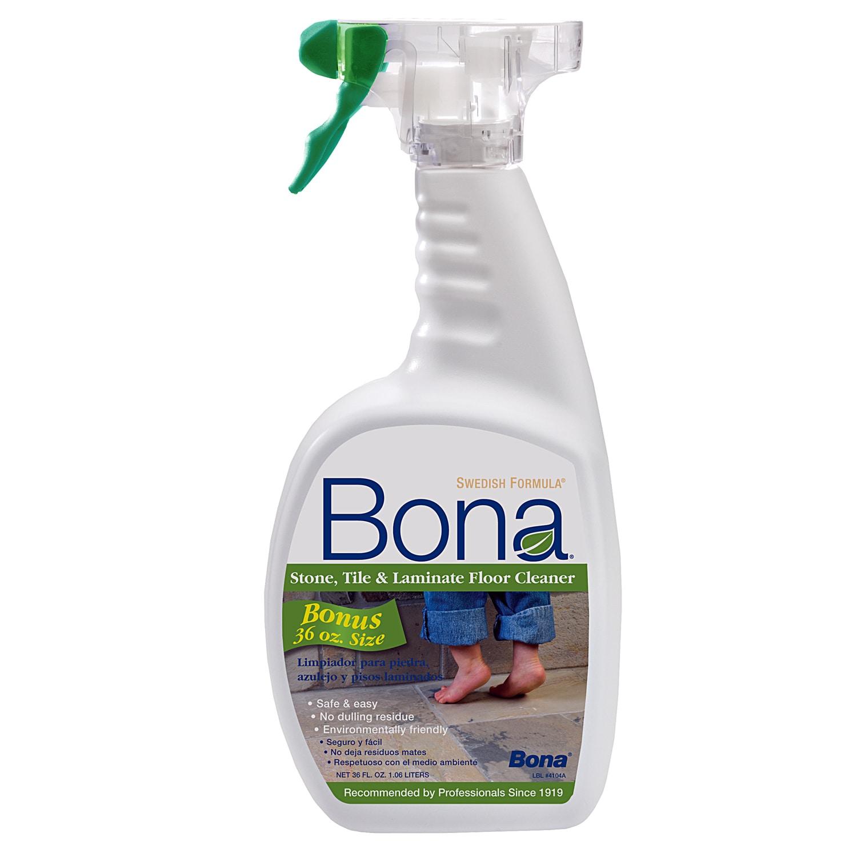 Bonakemi Bona WM700059002 36 Oz Stone (Grey) & Laminate S...