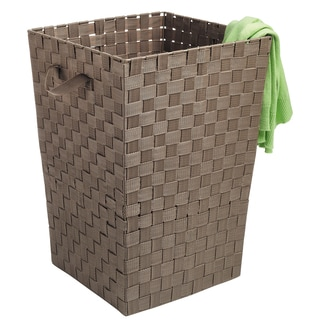 Whitmor 6581-2011-JAVA Java Woven Hamper With Handles