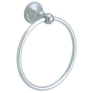 Franklin Brass 125862 Polished Chrome Crestfield Towel Ring