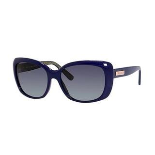 Jimmy Choo Kalia/S-0EN9 Square Gray Gradient Sunglasses