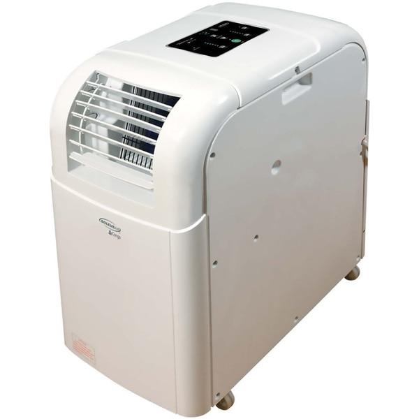 Soleus White 10 000 Btu 115 Volt Portable Evaporative Air