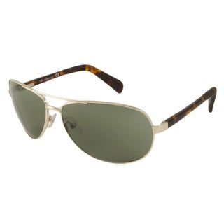 Kenneth Cole KC7065-32N Aviator Green Sunglasses