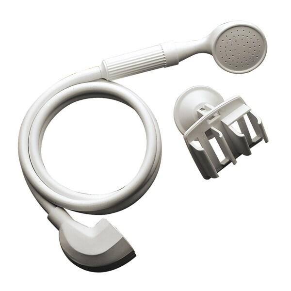Plumb Shop Waxman 7653700B Versa-Bath Spray (Hose Shower ...