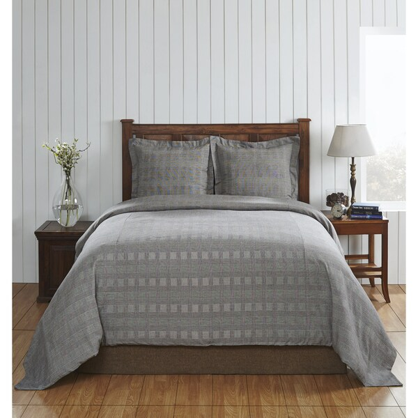 Cottage Home Callen 3-piece Duvet Cover Set