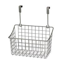 Spectrum Diversified 56277 Over The Cabinet Medium Grid Basket