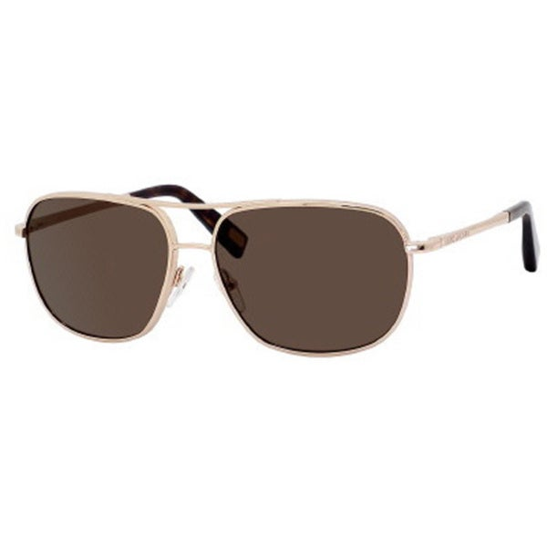 ceeda488567c5 Shop Marc Jacobs MJ352 S-0000 Aviator Brown Sunglasses - Free Shipping  Today - Overstock - 12488776