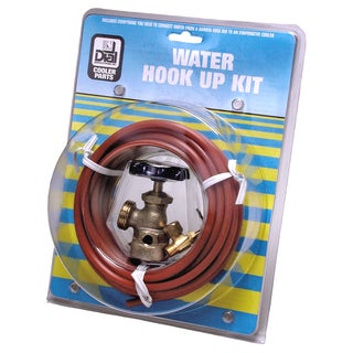 Dial Manufacturing 4479 Plastic Hook Up Kit