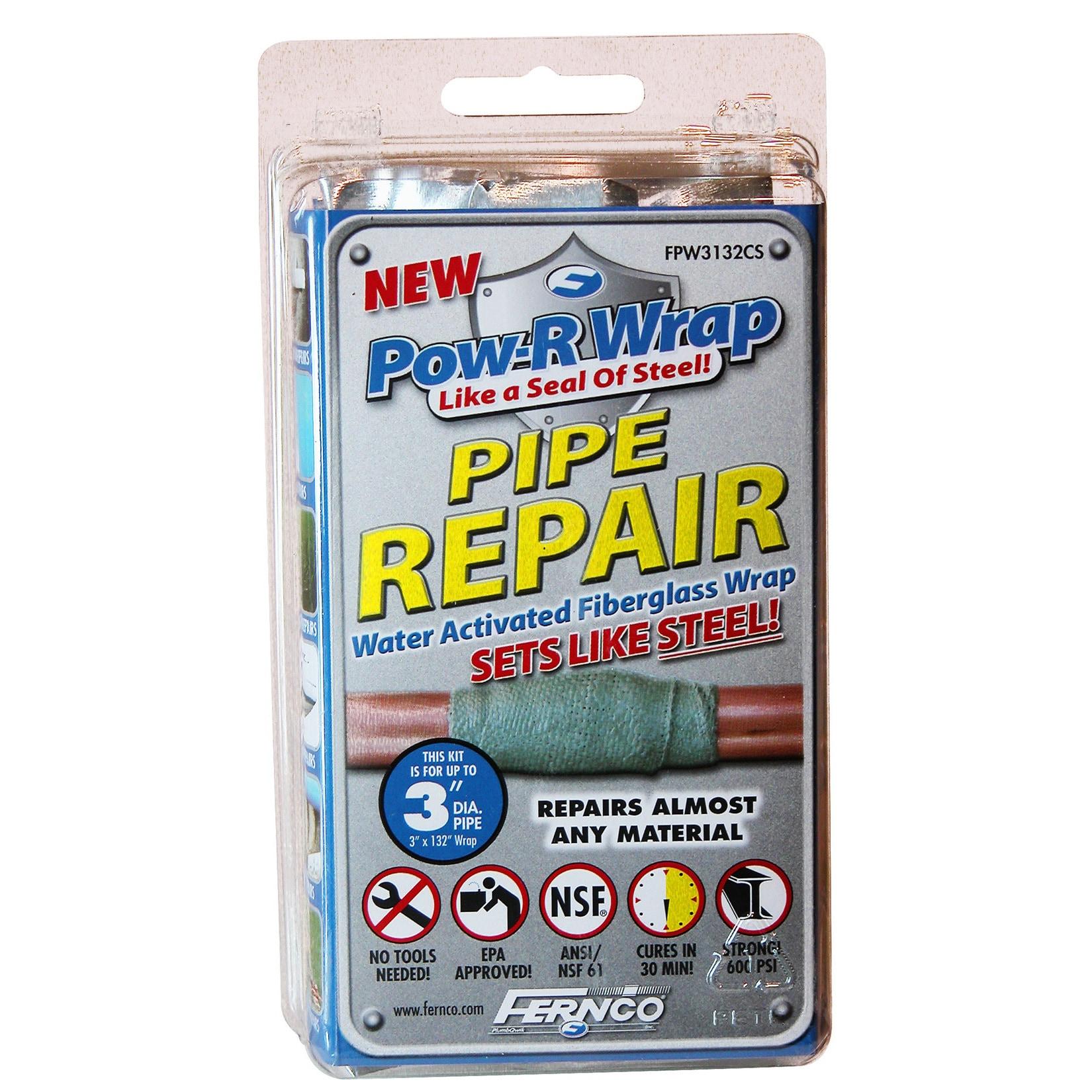 "Diesel Fernco FPW3132CS 3"" Epoxy Pow-R Wrap Pipe Repair (..."