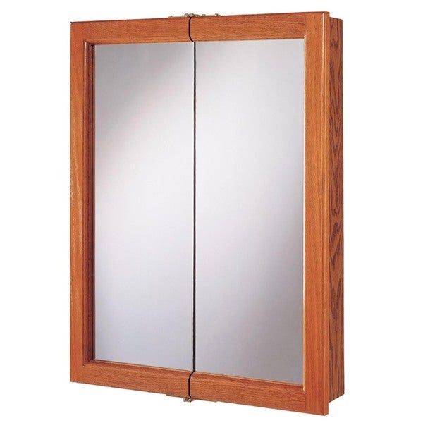 "Honey Oak Cabinets Photos 12 Of 24: Hardware House 419150 24"" X 5"" X 30"" Honey Oak Medicine"