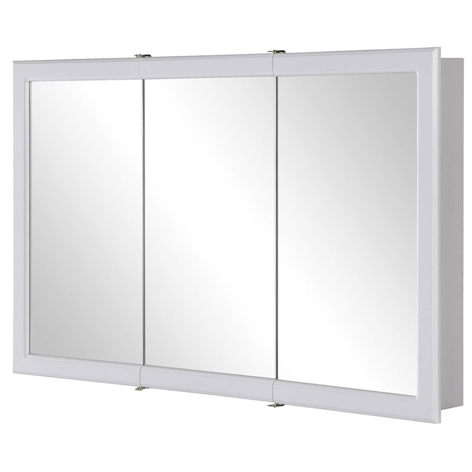 "Hardware House 419226 30"" White Aspen Medicine Cabinet (M..."