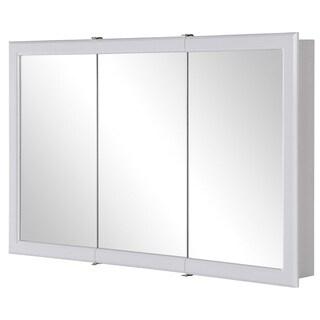 "Hardware House 419226 30"" White Aspen Medicine Cabinet"