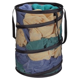 Household Essentials 2026 Mesh Pop-Up Hamper