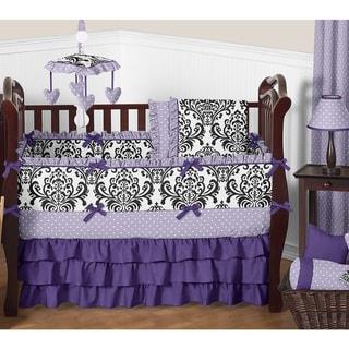 Sweet Jojo Designs 9-piece Crib Bedding Set for the Sloane Collection