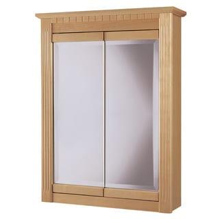 "Hardware House 419291 24"" Maplewood Medicine Cabinet"