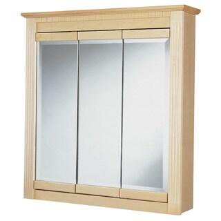 "Hardware House 419309 30"" Maplewood Medicine Cabinet"