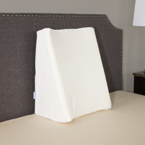 Bluestone Dual Position Foam Wedge with Cover