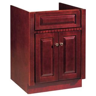 """Hardware House 419911 24"""" X 21"""" Cherry Ambrosia Vanity"""