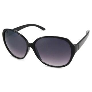 UrbanSpecs NY3565-BLK Oversized Grey Sunglasses
