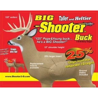 Shooter Big Buck Replacement Core Insert