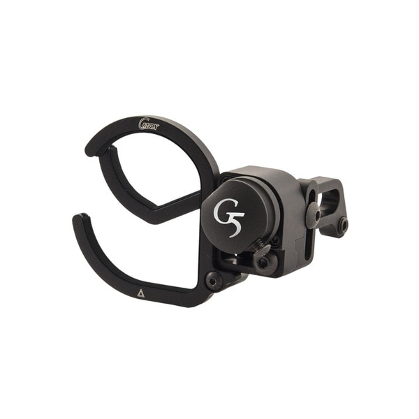 G5 CMAX Black Metal Bow Arrow Rest