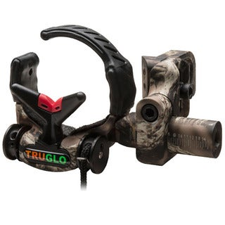 TruGlo Downdraft Lost Camouflage Drop-away Arrow Rest