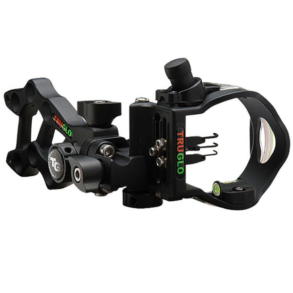 TruGlo Rival Hunter Micro DDP 3-Pin Bow Sight