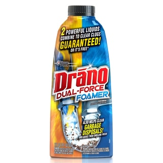 SC Johnson 14768/12738 Drano Professional Strength Foamer Clog Remover
