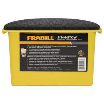Frabill Sit-n-Stow Pail Lid