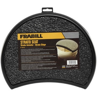 Frabill Strato Black Bucket Seat