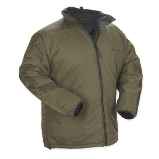 Snugpak Men's Sleeka Elite Green Nylon Reversible Jacket